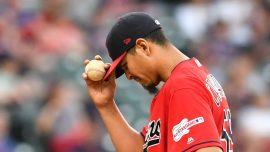 Cleveland Indians Pitcher Carlos Carrasco Battling Leukemia: Report