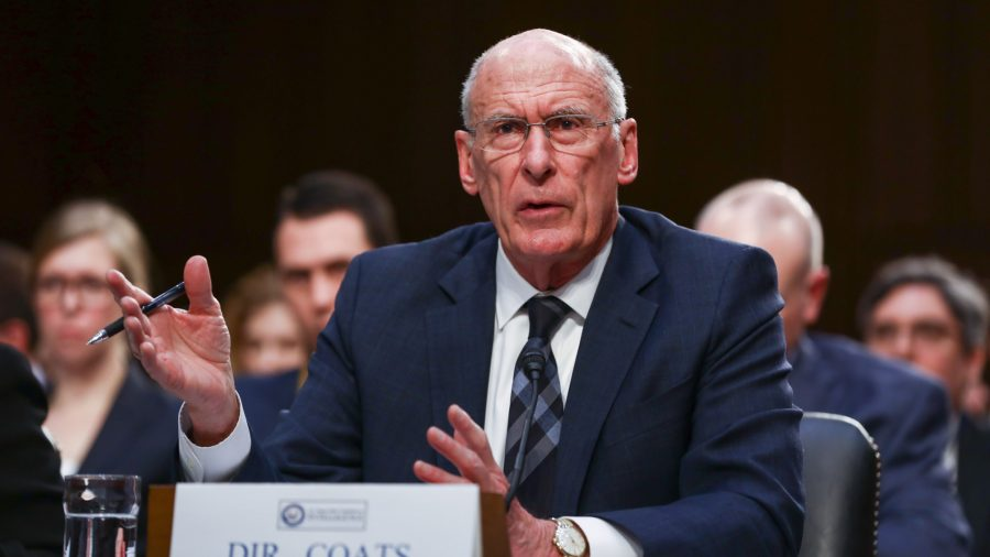Intelligence Community Refuses to Release Dan Coats Memo Tied to Whistleblower Complaint