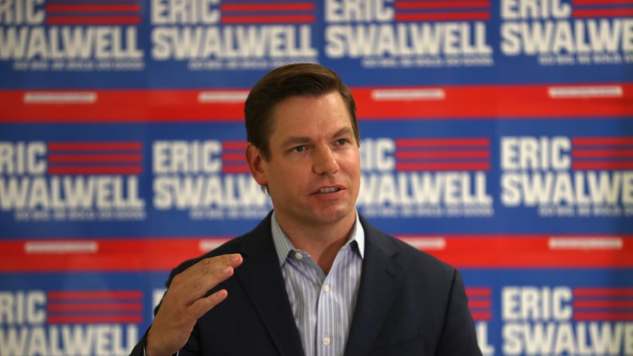 Rep. Swalwell Ends Presidential Bid, First Democrat to Do So