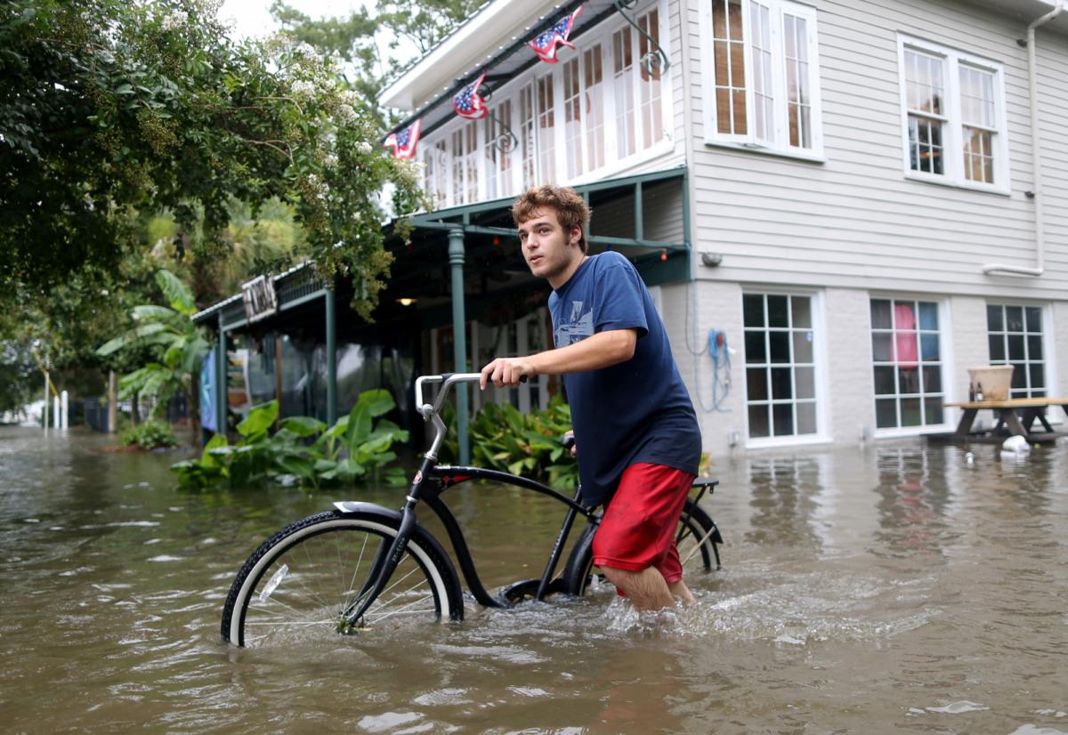 Hurricane Barry Louisiana