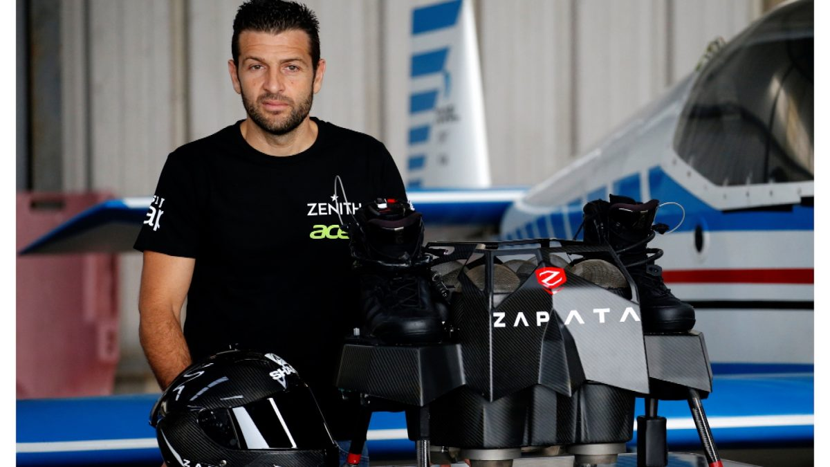 French inventor Franky Zapata 3