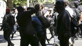 New Photos Released of Portland Antifa Suspects as $2,500 Reward Offered