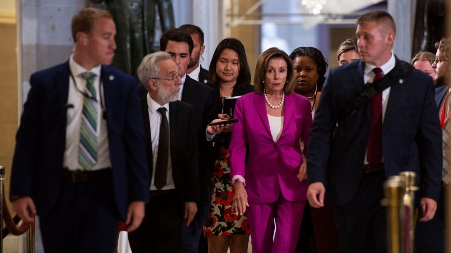 Videos Show Moment Pelosi Found in Violation of House Rules