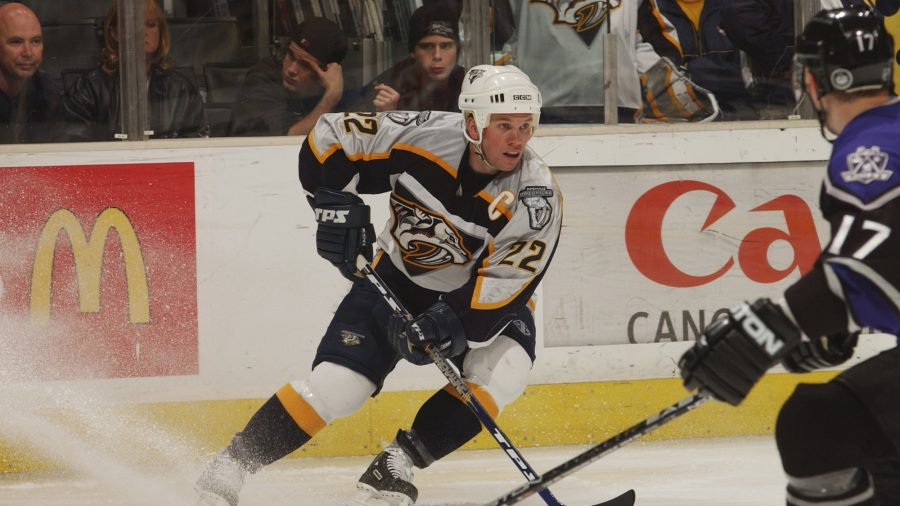 Greg Johnson, Former NHL Center, Dies at 48