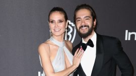Heidi Klum Has Been 'Secretly Married' for Several Months to Tom Kaulitz