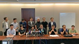 Online Letter Alleges Collusion Between Hong Kong Police Chief and Gangsters in Recent Mob Attacks