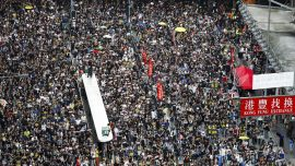 Two Parades in Hong Kong This Sunday Have a Direct Message for Beijing