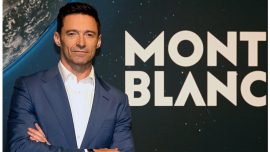 Hugh Jackman Serves Free Coffee for a Good Cause in Denver