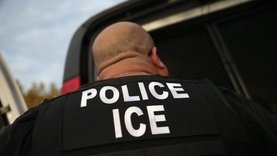 ICE Arrests Nearly 40 Illegal Immigrants Suspected of Violating Human Rights
