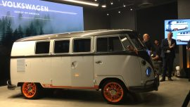 Volkswagen Marks 20 Years of Innovation in Silicon Valley With Concept Car