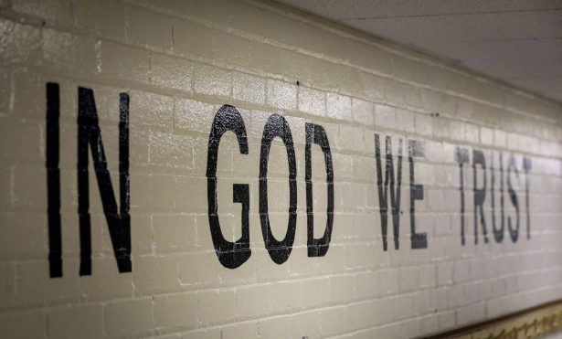 'In God We Trust' Going up at South Dakota Public Schools