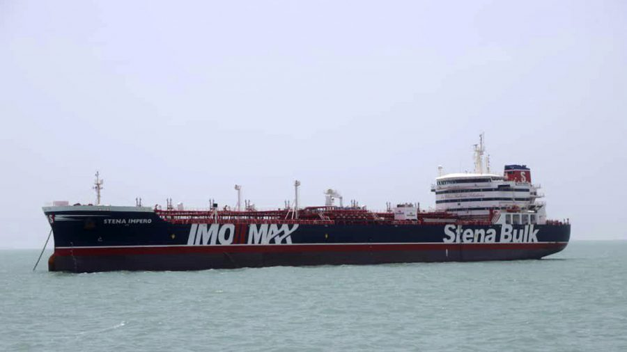 Audio Shows UK Navy Trying to Thwart Iran From Seizing Ship