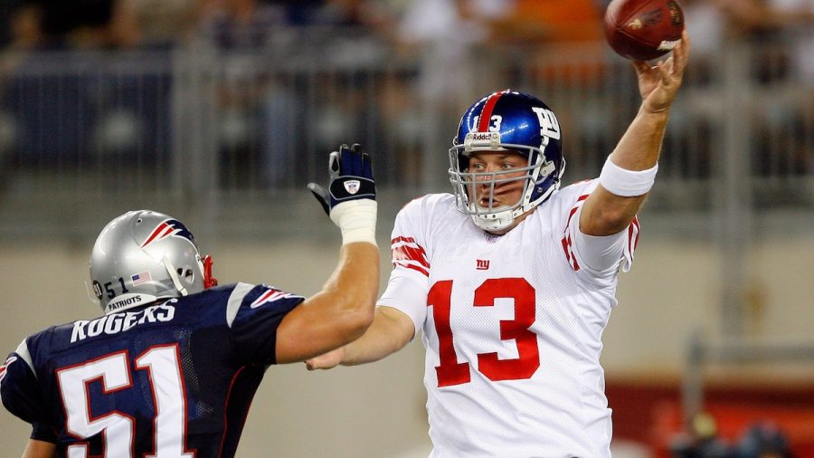Former Giants QB Jared Lorenzen fighting for his life