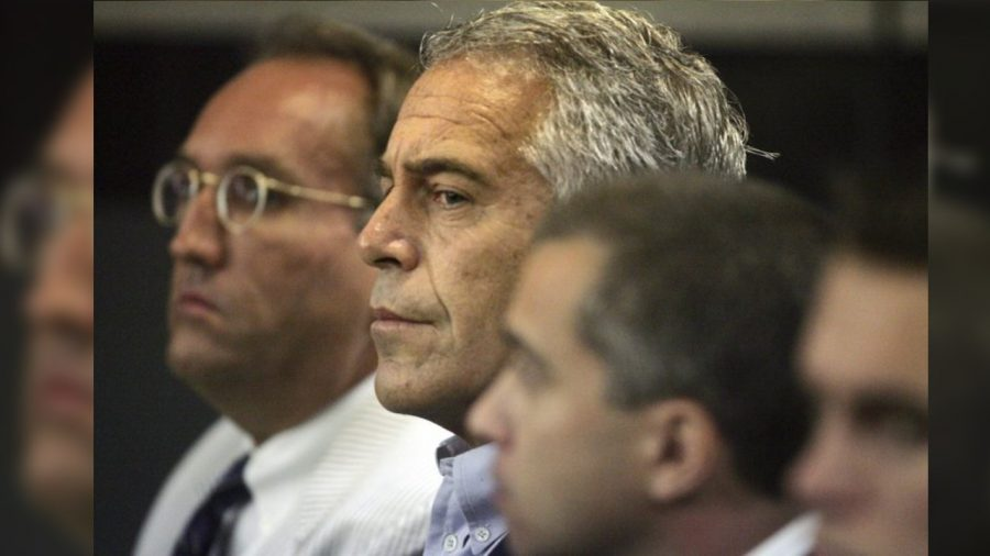 Report: Epstein Feared Cellmate, an Ex-officer Accused of Killing Four People