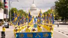 Thousands March in US Capital to Call for End to China's 20 Years Persecution of Falun Gong