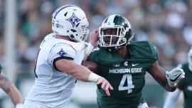 NFL Star Malik McDowell Tussles With Police Despite Being Tased