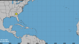 National Hurricane Center Says 30% Chance of Tropical Cyclone Over Central Georgia