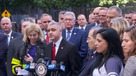 Congress, 9/11 Victims Celebrate House Passage of 'Never Forget the Heroes Act'