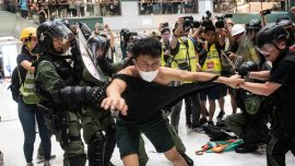 HK Resident: 'We Hong Kongers Are Brave. We Are Not Scared by the Communist Party'