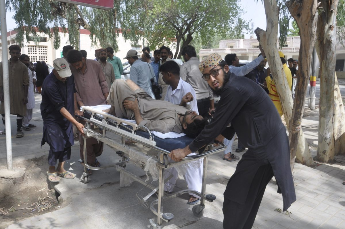 Pakistan railway accident 3