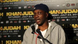 Legendary Boxer Pernell 'Sweet Pea' Whitaker Dies After Being Hit by Vehicle