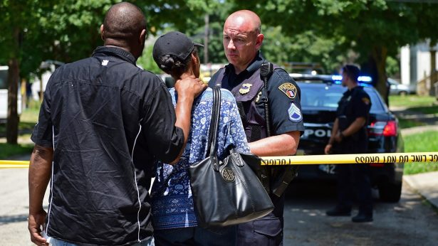 Cleveland Police Say Man With History of Domestic Violence Killed 2 Adults and 2 Children