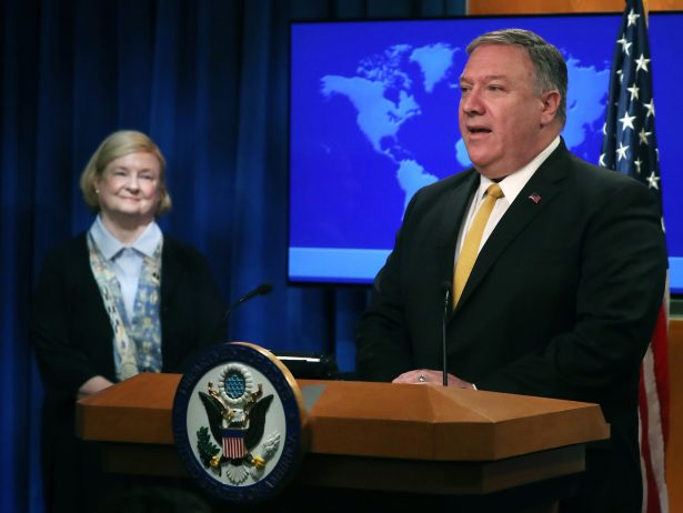 State Department Announces New Council on Inalienable Rights