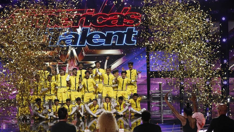 Dance crew honors friend on 'America's Got Talent' and gets golden