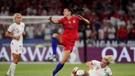 US Reach World Cup Final With Dramatic Win Over England