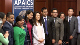 Asian-Pacific Youth Are Encouraged to Get Active in US Congress