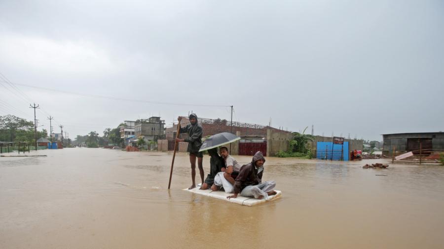 227 Dead After Monsoon Floods Devastate South Asia
