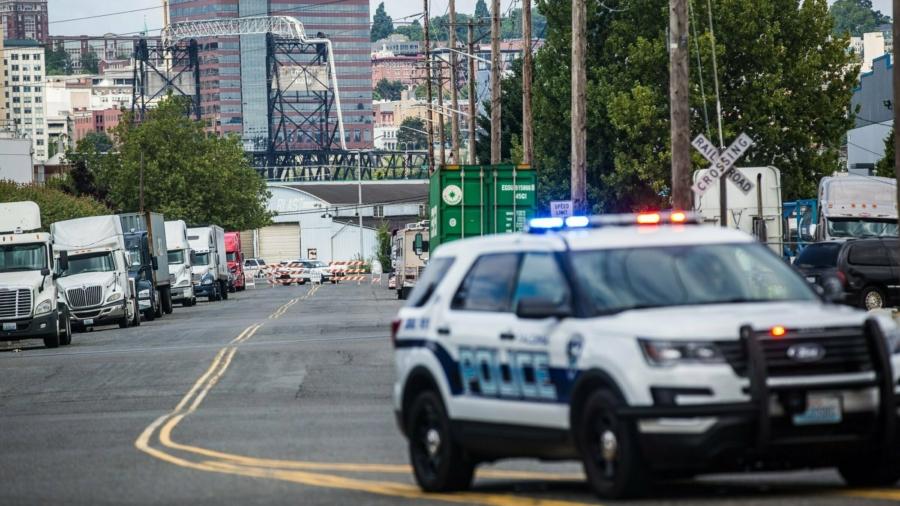 Intercept Columnist Shaun King Praises Alleged Antifa Terrorist