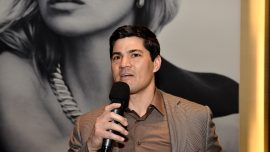Tedy Bruschi Recovers in Hospital From a Second Stroke
