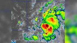 Tropical Storm Erick Set to Become Hurricane on Monday