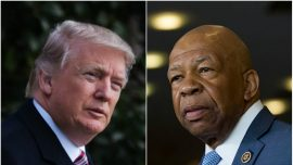 Cummings Responds to Trump's Criticism of 'Rat and Rodent Infested' Baltimore