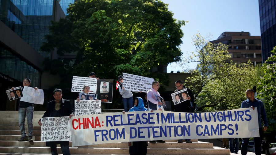 Western Countries Rebuke China at UN for Detention of Uyghurs