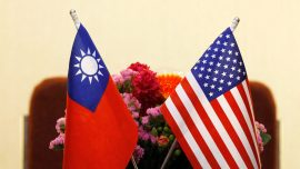 Taiwan Diplomat Calls For ROC to Rejoin UN, on 40th Anniversary of US-Taiwan TRA Agreement