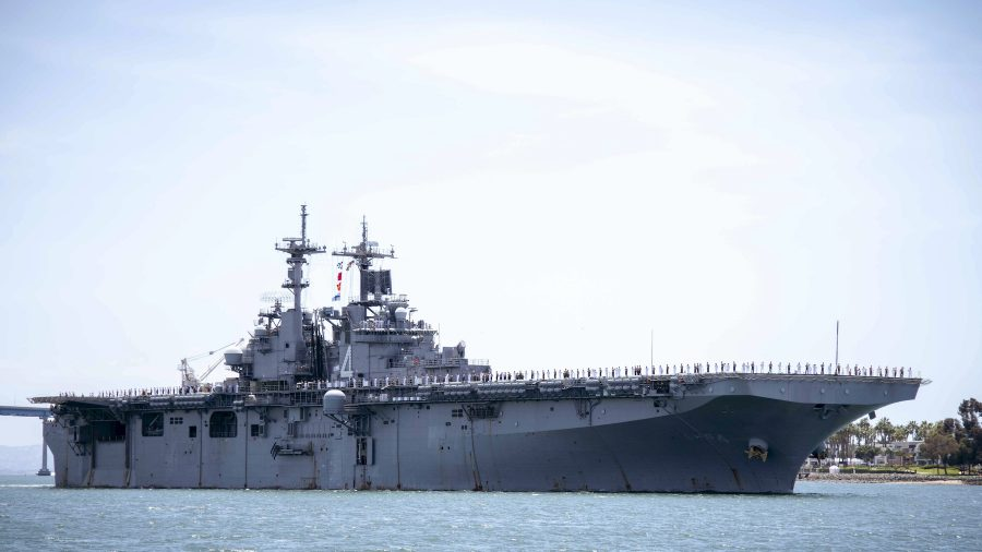 US Navy to Name New Attack Submarine USS Oklahoma