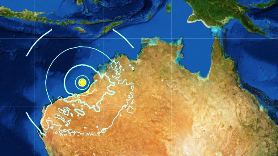 Earthquake of 6.6 Magnitude Off Western Australia Coast