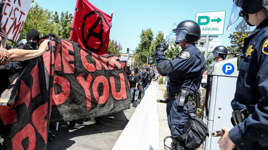 Antifa-Aligned Group Supports Alleged Arson at Officer's Home, Labelling Incident 'So Cool'