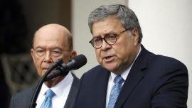 House Votes Top Trump Officials Barr and Ross in Contempt in Census Dispute, Ross Calls It 'Political Theater'
