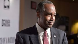 Housing Secretary Ben Carson Addresses Trump's Tweets and Racism Allegations