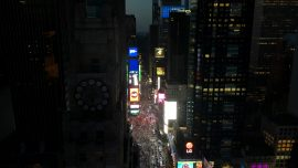 Blackout Plunges Parts of Manhattan Into Darkness