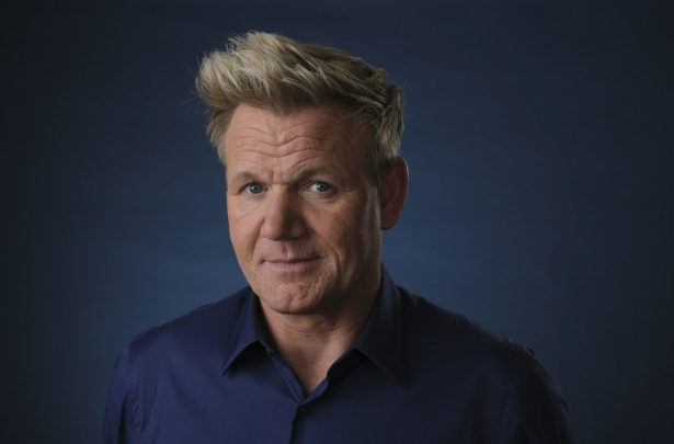 Chef and TV personality Gordon Ramsay