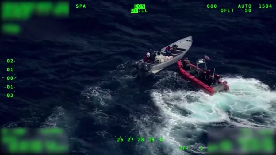 Coast Guard Seizes $350 Million Worth of Cocaine After Chase at Sea with Suspected Smugglers