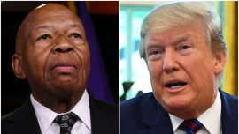 Aides Defend Trump's Comments on Baltimore, 'Zero to Do With Race'