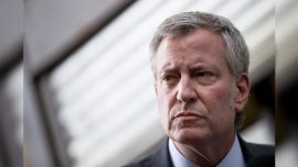 NYC Police Union Releases Scathing Statement on de Blasio's Failed Presidential Run