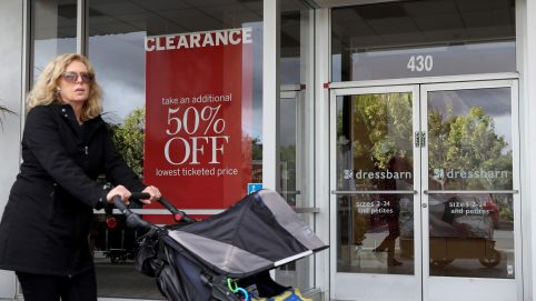 Dressbarn Closing 62 Stores, All Locations Expected to Close by End of 2019