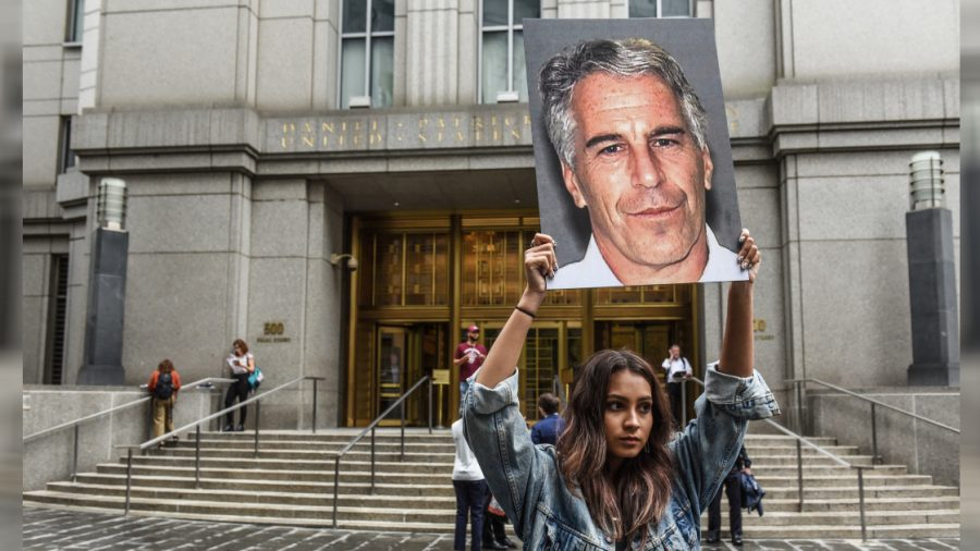 Epstein Paid Off Potential Witnesses a Total of $350,000 According to US Prosecutors