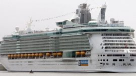 Grandfather Who Dropped Baby From Cruise Ship Could Face Charges